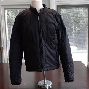 Men's Nylon Black Harley Davidson Jacket Large